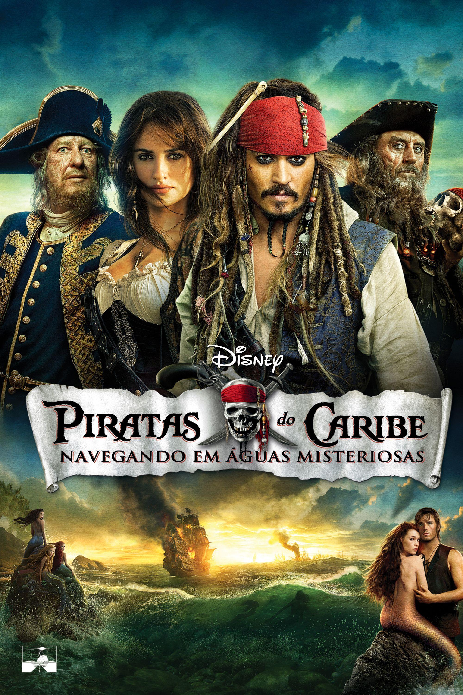Piratas Do Caribe Navegando Em Aguas Misteriosas Com Imagens