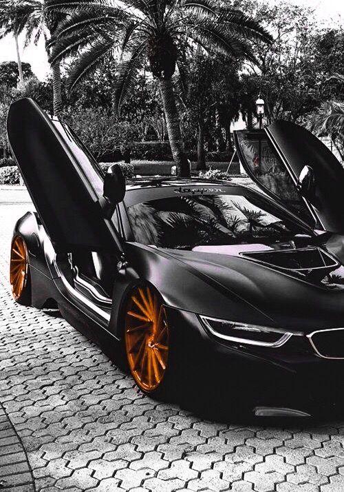 Lamborghini Aventador · Bmw I8 BlackBlack ...