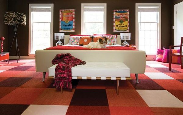 Retro Bedroom Design Custom 10 Funky Retro Bedroom Design Ideas  Georgian Bedroom  Ideas 2018