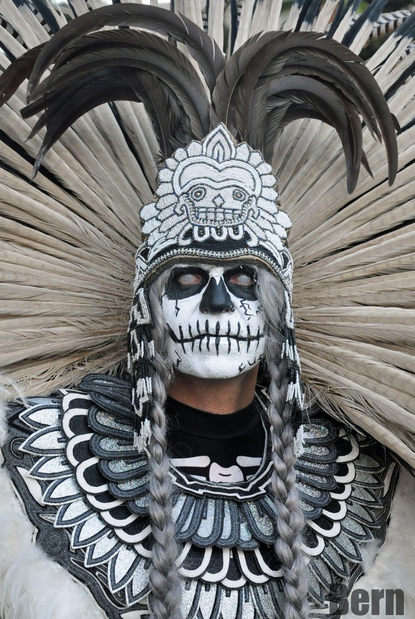 El Muerte by Bernard Madrid II on 500px | Aztec and Mayan