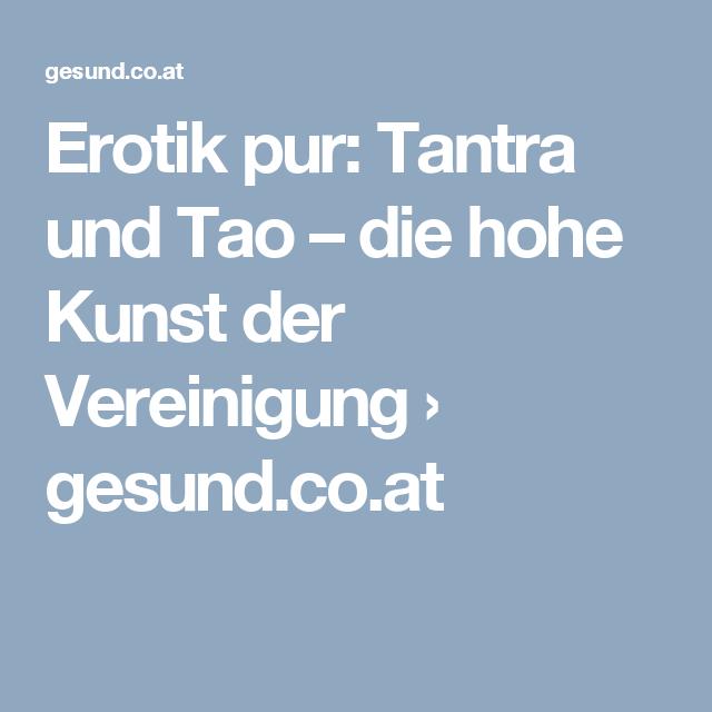 Taoismus sexualität