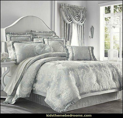 J Queen Bedding Sets | Queen New York Antoinette Bedding at ...