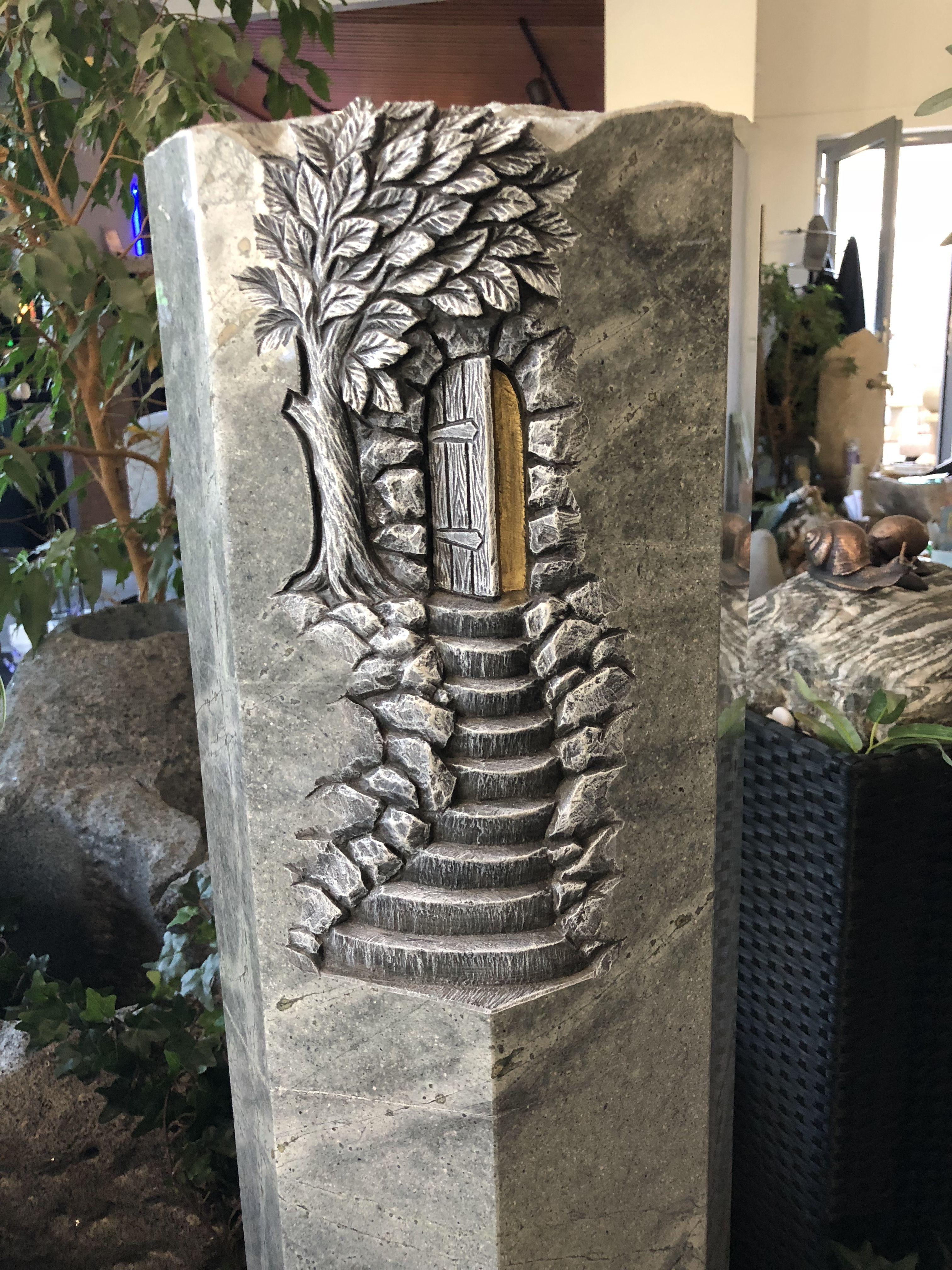 Stechemesser Natursteine Grabsteine Schriften Ornamente 8