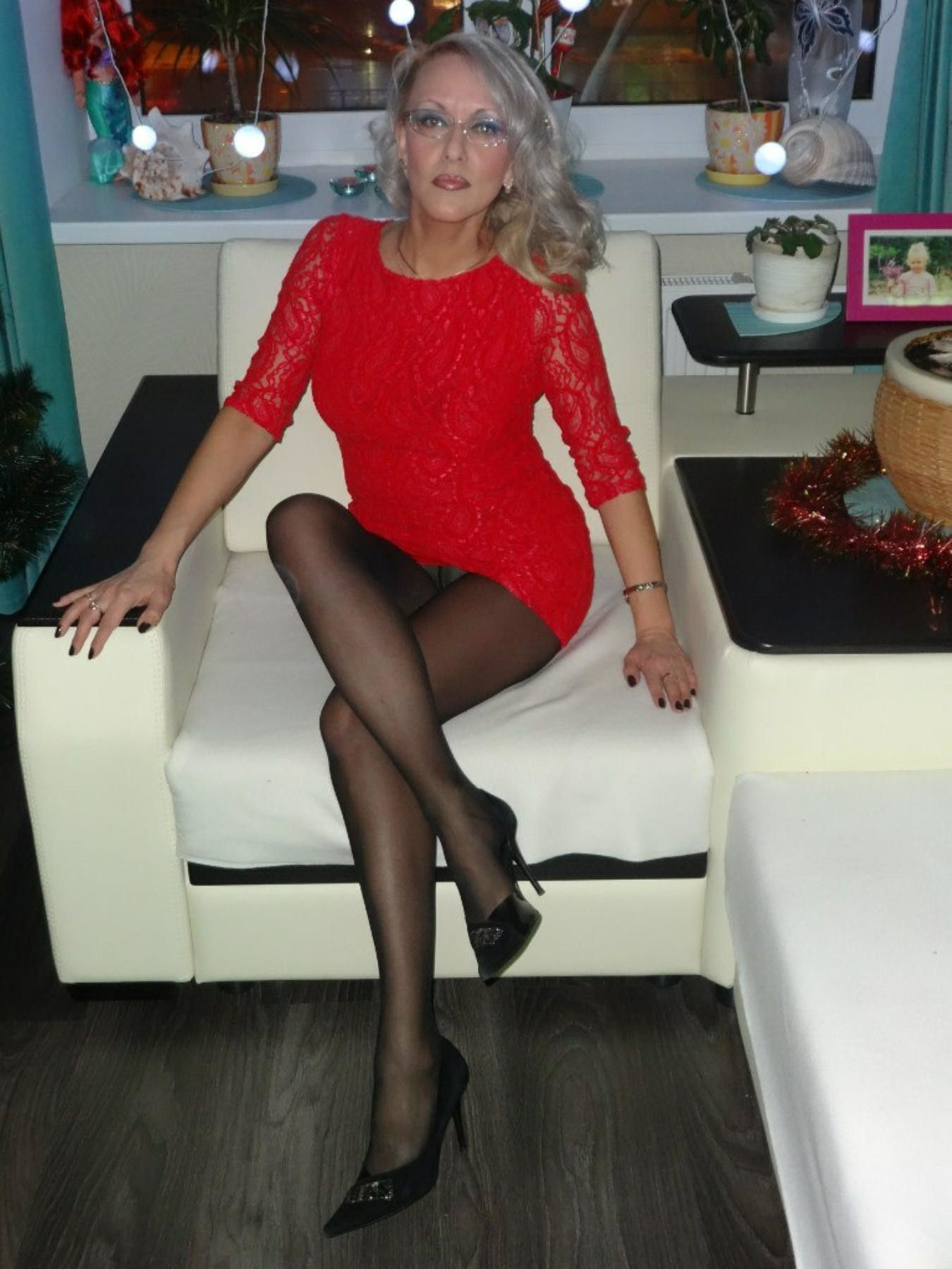 Mature lady upskirt the best