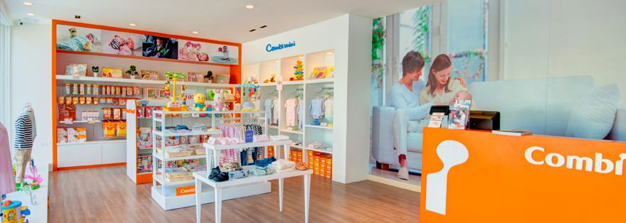 Combi Baby Shop Projects The Room 1509 Pinterest Local