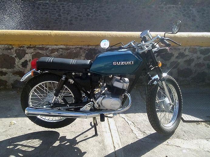 image result for suzuki ax 100 cafe racer suzuki ax 100 rh pinterest com Suzuki 125 Motorcycle Suzuki 125 2 Stroke