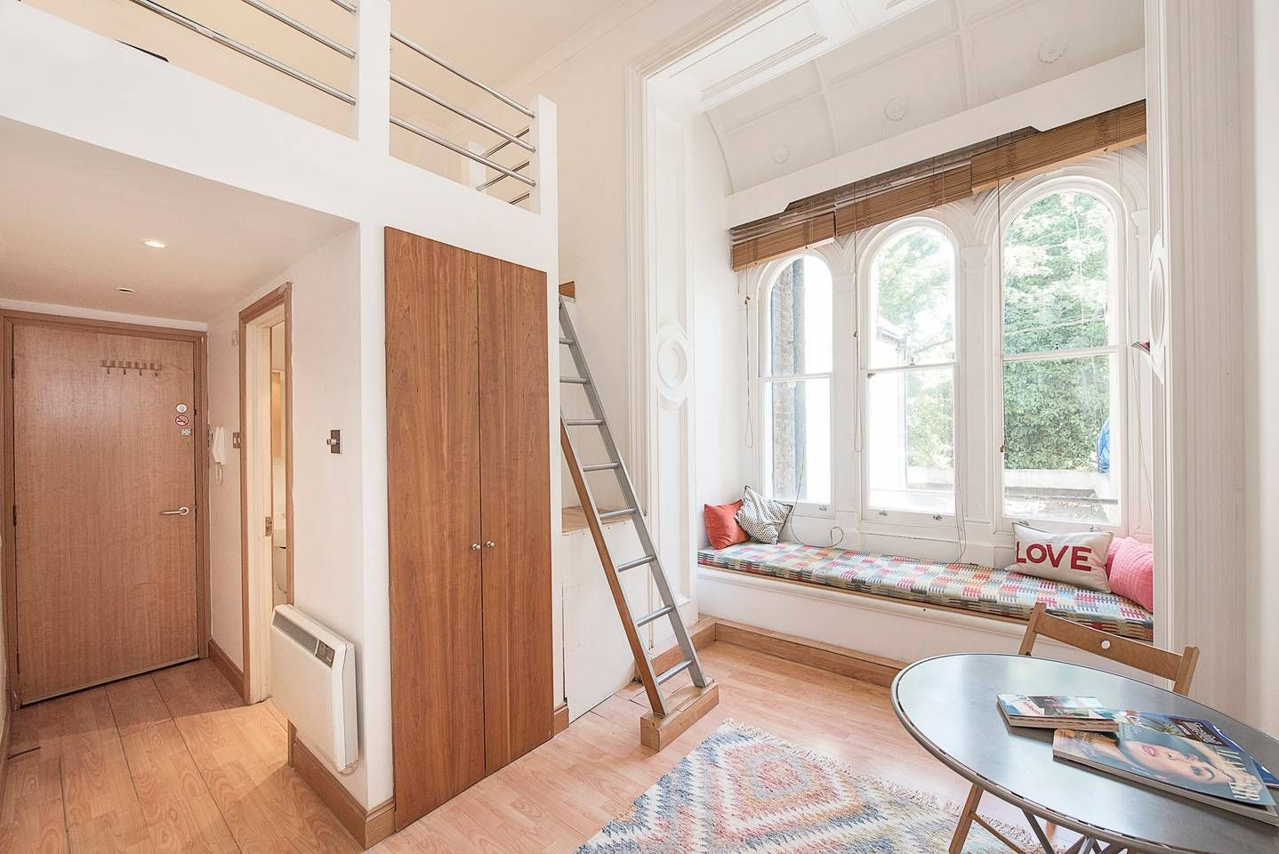 Irresile Notting Hill Studio Apartments For Rent In London England United Kingdom