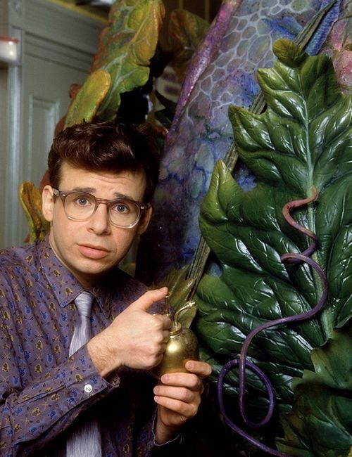 Idea By Ruby On Little Shop Of Horrors Little Shop Of Horrors Little Shop Of Horrors Costume Rick Moranis