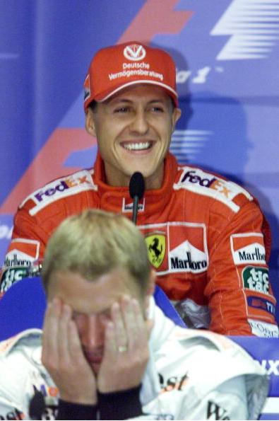 Mika Häkkinen (mit Bildern) Schumi, Formel 1