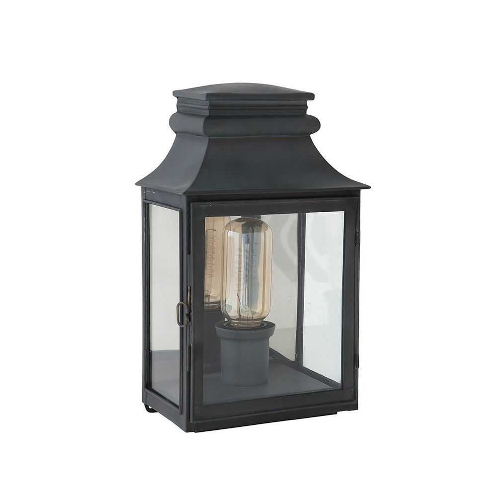 eichholtz owen lantern traditional pendant lighting. Eichholtz Primo Wall Lamp Zinc Large - Gorgeous In A Smooth Black Finish From Designer Brand, Eichholtz.The Has Owen Lantern Traditional Pendant Lighting K