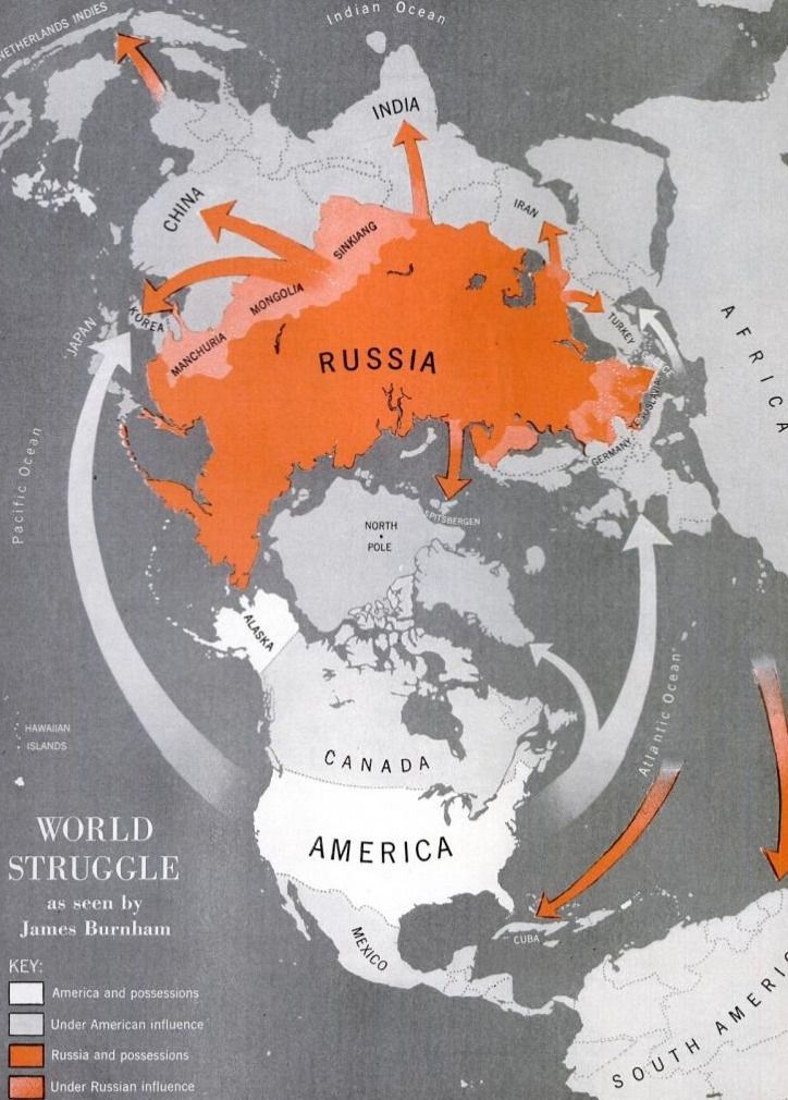 your-instructions-from-moscow: World Struggle as... - Maps on the ...