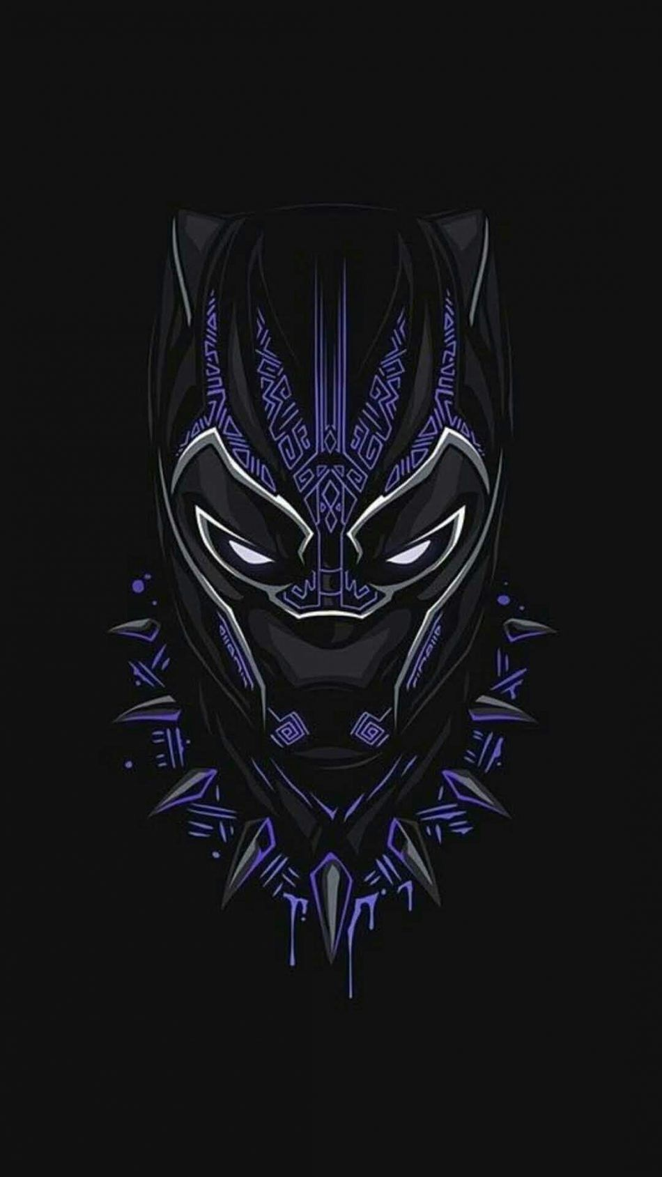 Film Review Black Panther Strange Harbors Black Panther Marvel Black Panther Hd Wallpaper Black Panther Tattoo