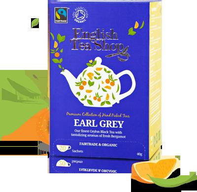 Earl Grey Sachets | English Tea Shop
