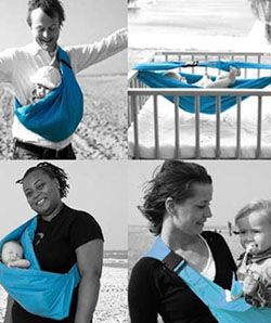 the minimonkey baby sling is a multi purpose carrier which can be used in many different positions as a front carrier as a hip carrier and as a hammock in     the minimonkey baby sling is a multi purpose carrier which can be      rh   pinterest