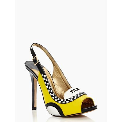0335daab99c3 Le Taxi Heels - Kate Spade (this is me