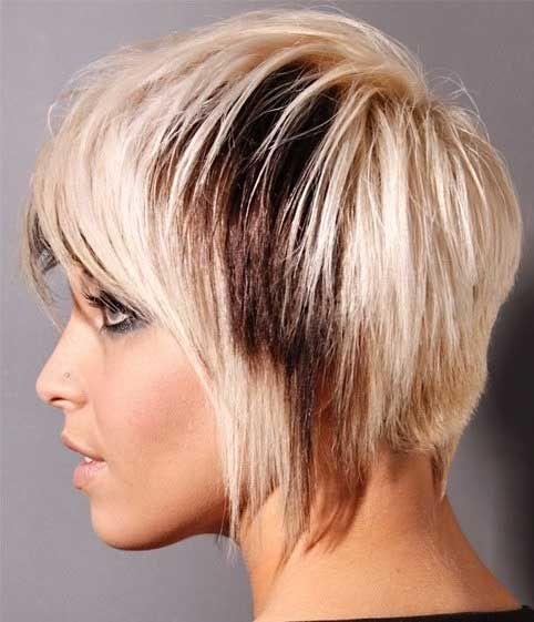 Short Womens Hairstyles 30 Short Haircuts With Color  Short Haircuts Haircuts And Bobs