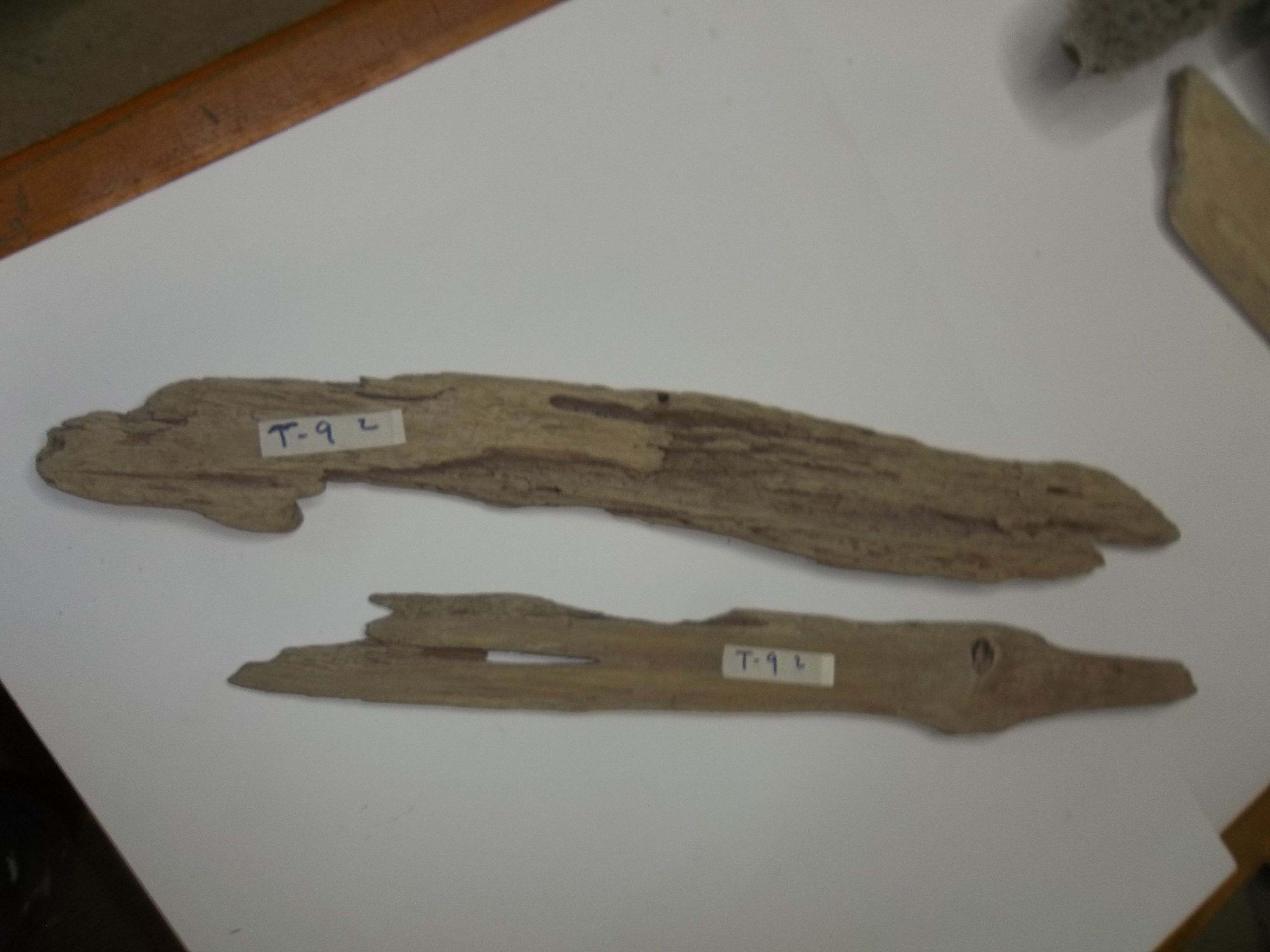 Wide Driftwood piece Flat on one side  34  x  8  x  2  Driftwood Signs beach decor L-54 EXTRA LARGE