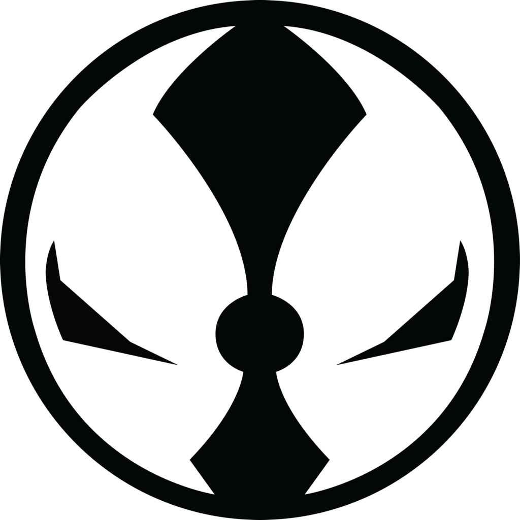 Spawn Symbol Fill By Mr Droy On Deviantart Vinyl Decal Stickers Spawn Symbols