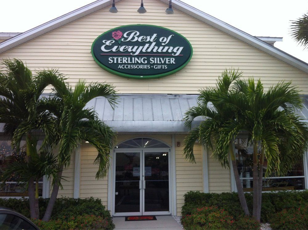 Best Of Everything Jewelry Outlet Bonita Springs Fl Florida
