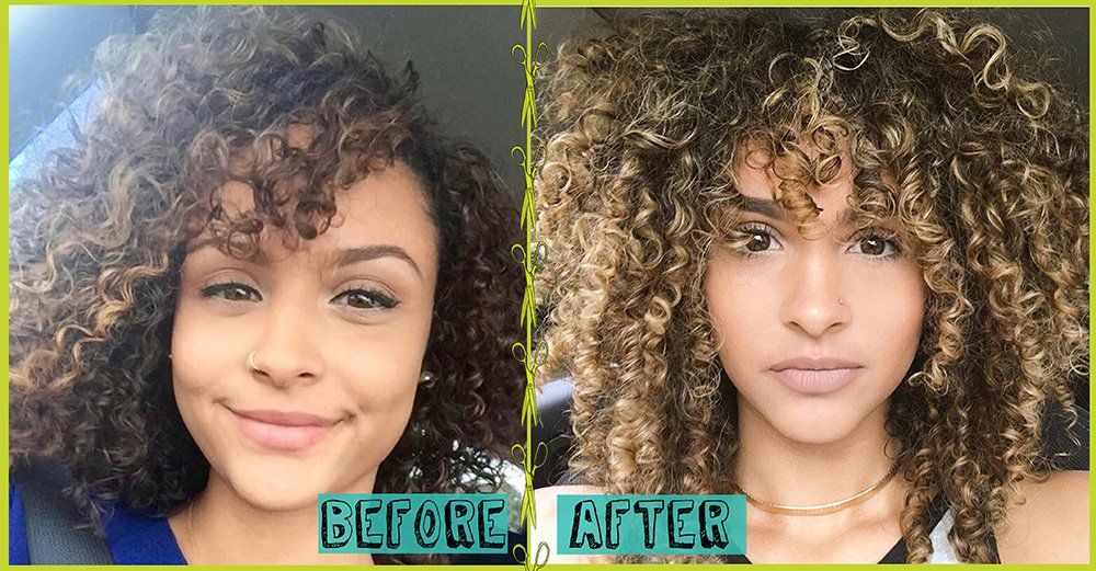 See Before And After Images Of The Devacut The Devacurl Haircut And Find A Stylist Or Salon N Curly Hair Styles Deva Curl Haircut Curly Hair Styles Naturally