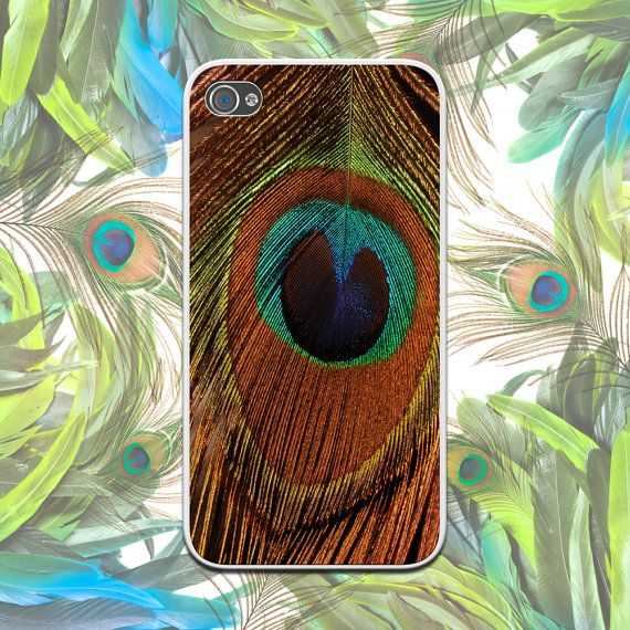 Peacock Cell Phone Case - Custom Cover iPhone 4/4s, iPhone 5/5s, iPhone 5c, Samsung Galaxy Note 3, Galaxy S5, Galaxy S4, Galaxy S3 (0310) by NouveauGypsyDesigns, $14.99