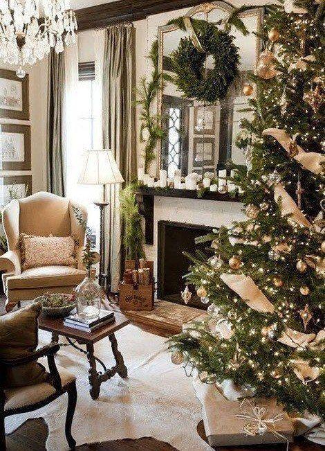 Fancy #Christmas tree HAPPY HOLIDAYS Pinterest Christmas tree