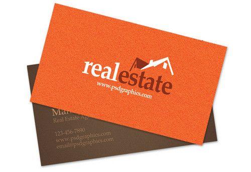 Real estate business card dsign bizcard pinterest real real estate business card reheart Images