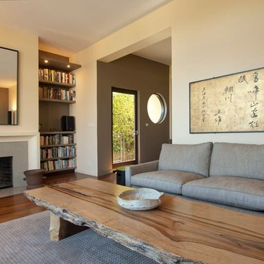 Asian Living Room Design Ideas, Pictures, Remodel and Decor