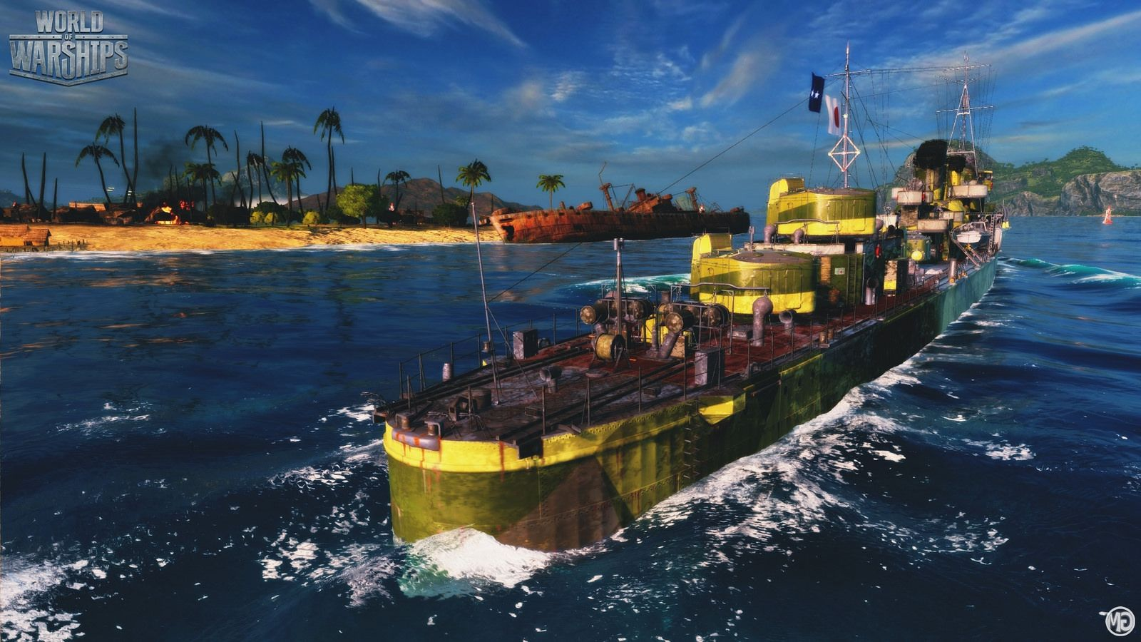 World Of Warships Wallpaper 1080p World Of Warships Wallpaper