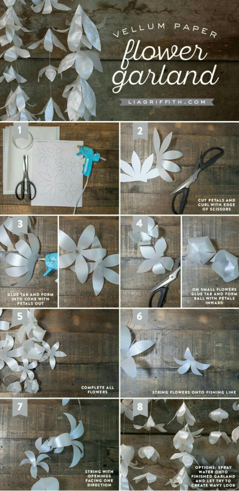 Pin by emily merrow on Dream wedding  Pinterest  Diy paper Craft