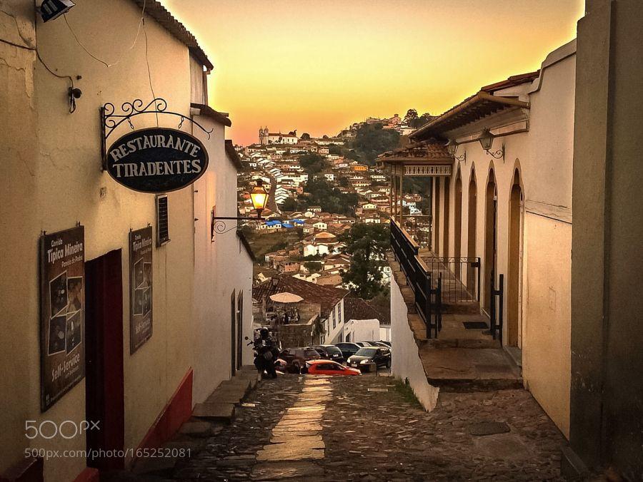 Ouro Preto/ MG/ Brazil by VioletaAndrada
