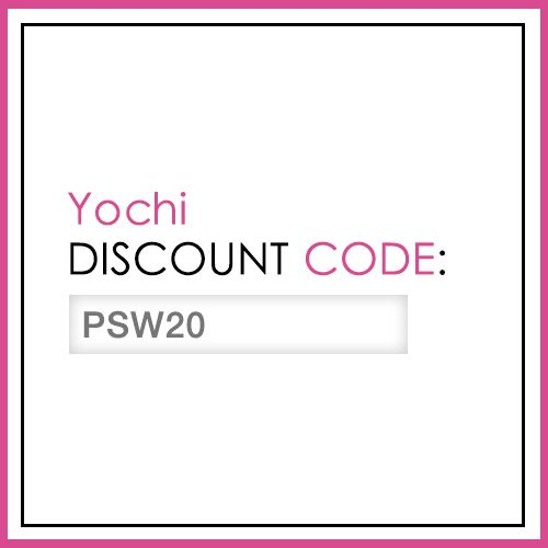 """From Nov. 13 to Jan. 8, enter """"PSW20"""" at checkout for a 20% discount on full-price merchandise. #StyleHunters"""