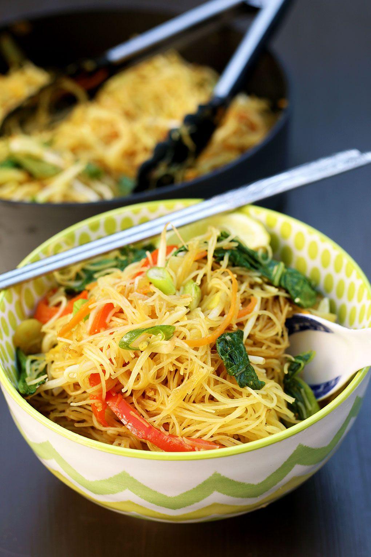 One pan singapore noodles receta comida china comida deliciosa one pan singapore noodles receta comida china comida deliciosa y comida forumfinder Images