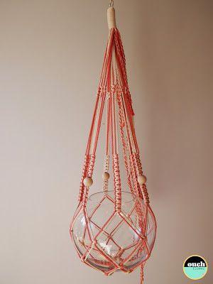 ouch flower: DELUXE Tassel Top Hangers