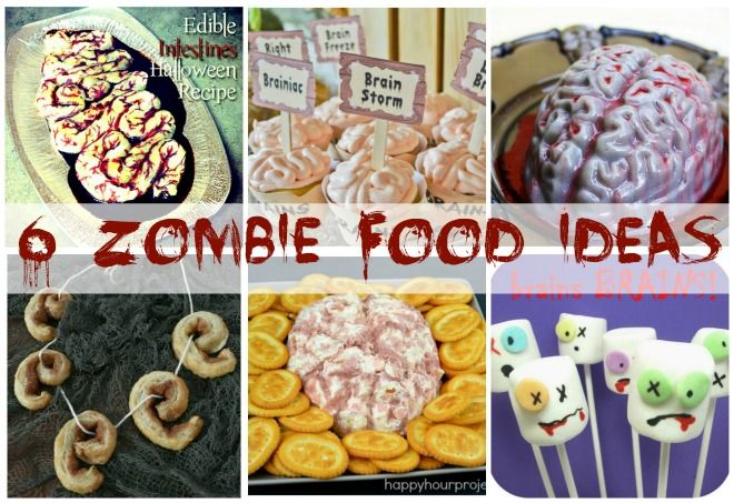 6 stomach turning zombie food ideas zombie food food ideas and food 6 stomach turning zombie food ideas perfect for a halloween party halloween zombiefood forumfinder Images