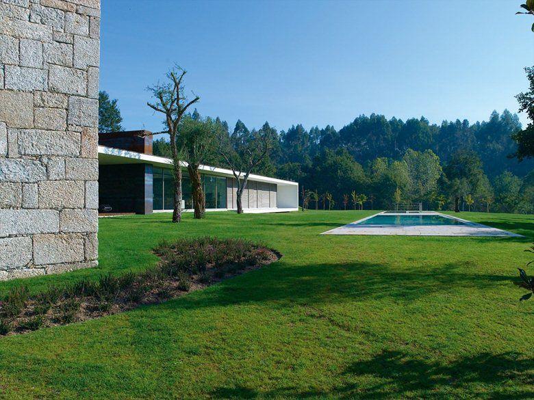 House In Tade, Braga, 2005   Topos Atelier De Arquitectura