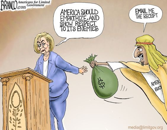 Image result for america's enemies political cartoon