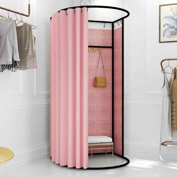 Shopping Mall Temporary Mobile Fitting Room Clothing Store