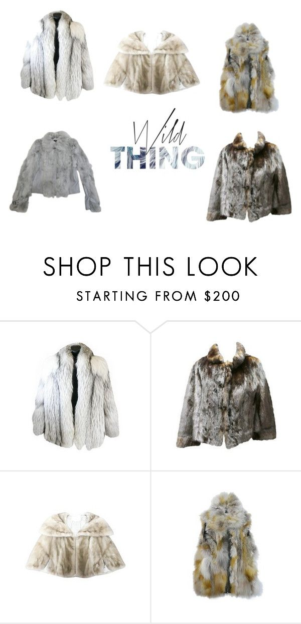 """""""Wild Thing Fur Coats"""" by alexissuitcase on Polyvore featuring Bebe"""