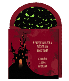 online invitations from halloween parties halloween invitations