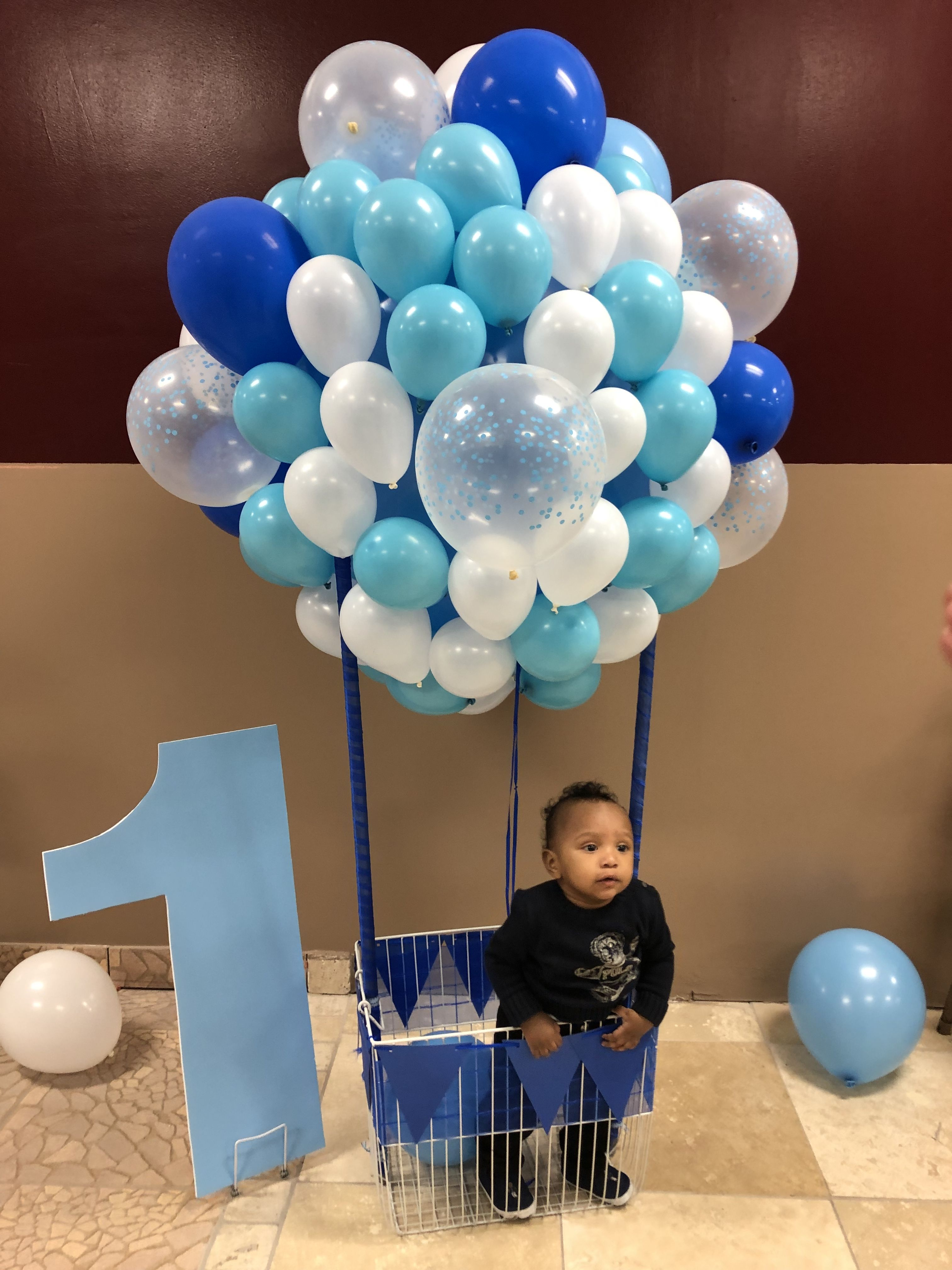 Charles 1st birthday by ruchelles events brooklyn ny