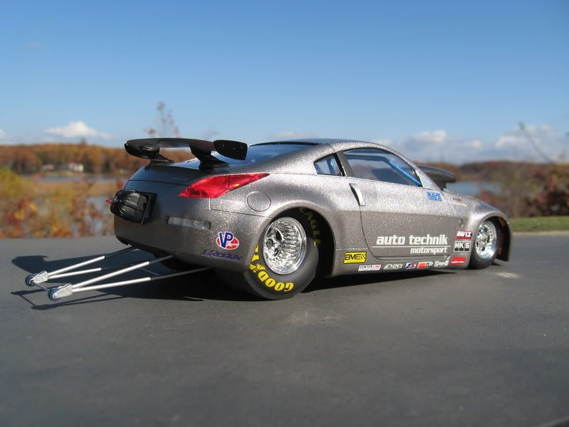 350Z Drag Racer - New Hotness | Z Cars | Pinterest | Nissan 350Z ...