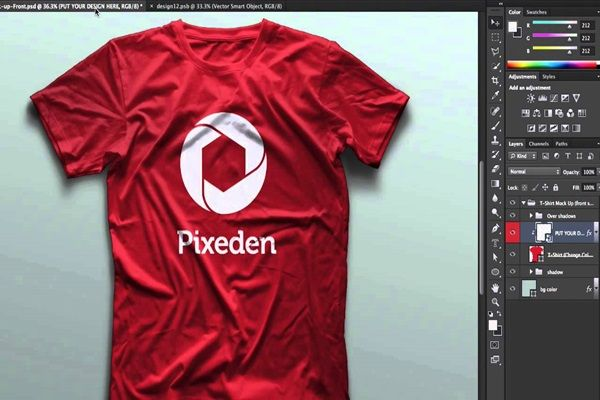 Download 40 Psd Templates To Mockup Your T Shirt Design Shirt Mockup 3d T Shirts Shirt Designs