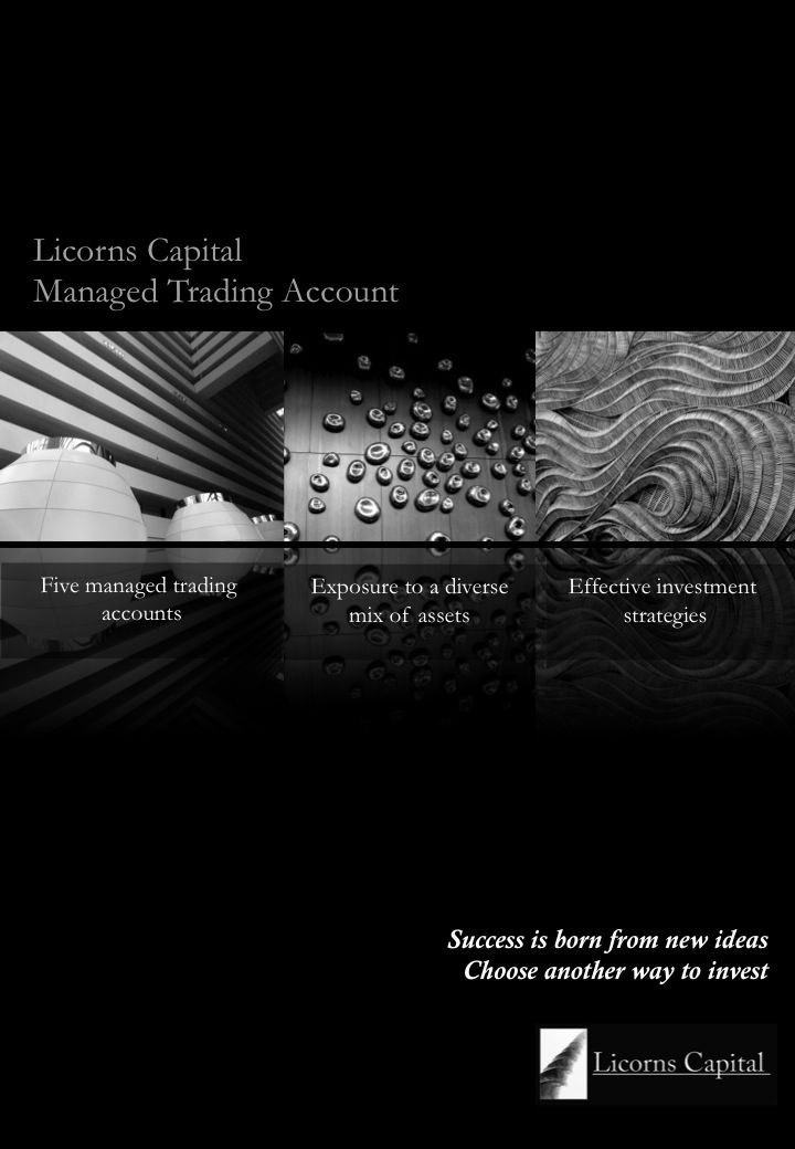 Design is not only for building. Brochure for finance have to be Design as well. We thank you very much our designer Anna. Licorns Capital. www.licornscapital.com