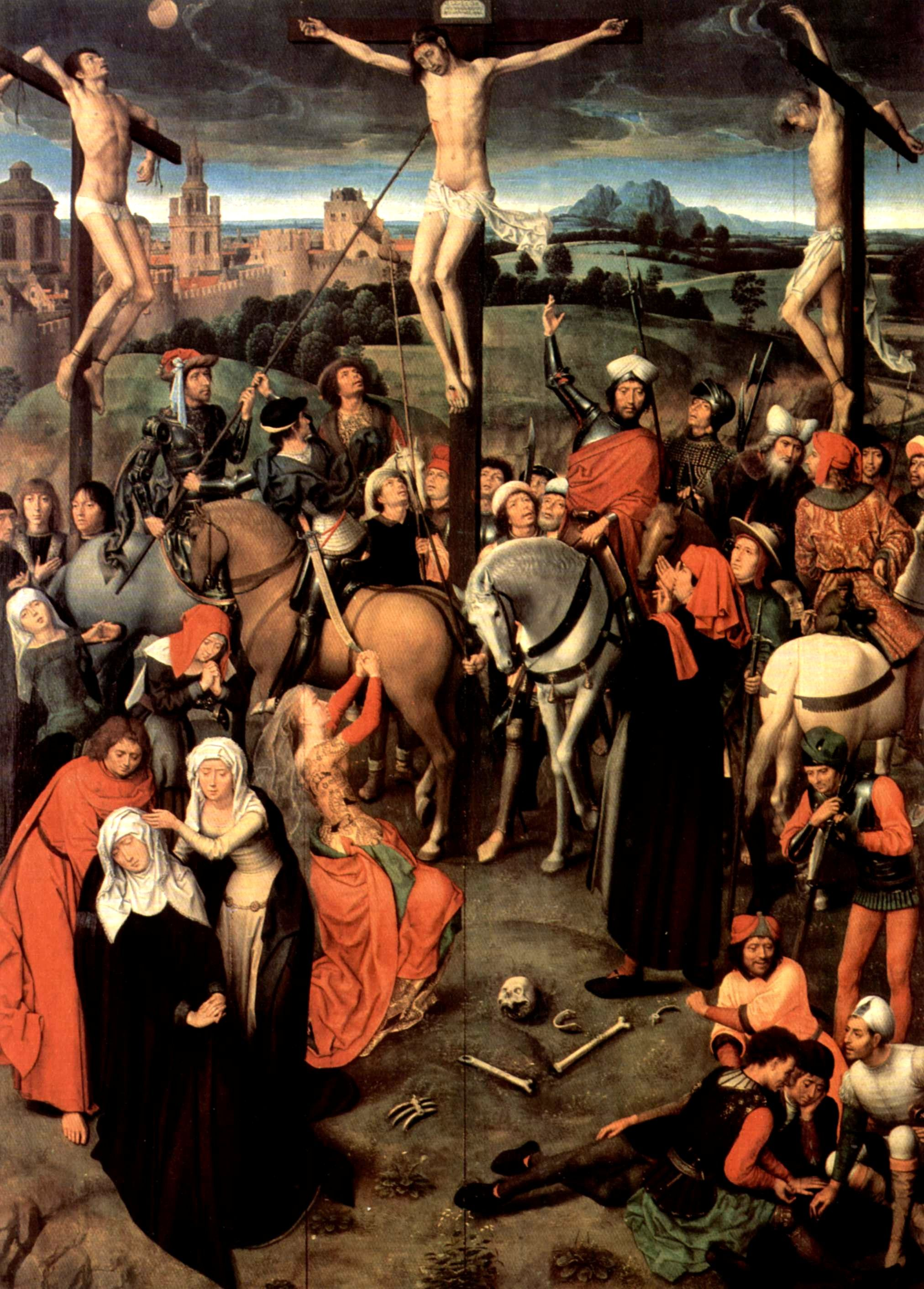 Arte Flamenco Barroco Hans Memling Scenes From The Passion Hans Memling Arte