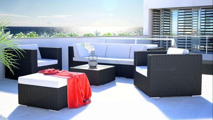 Epingle Sur Outdoor Lounge