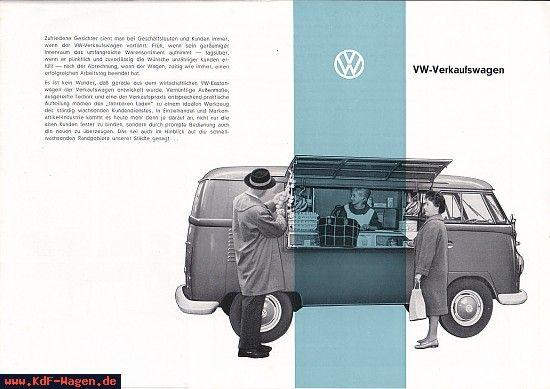 VW - 1962 - VW-Verkaufswagen - 152 601 - [6423]-1