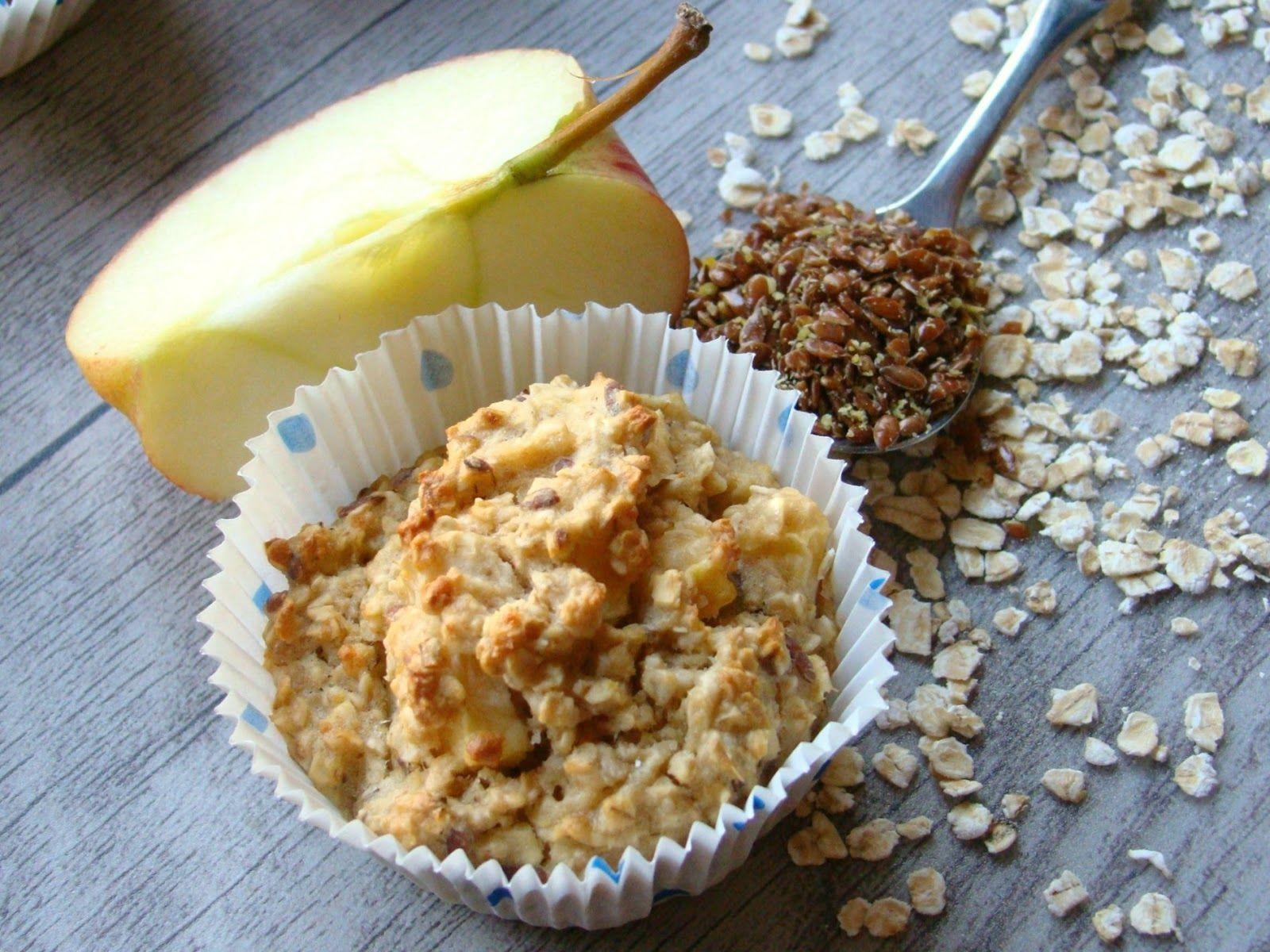 BLW Frühstücksideen für´s Baby #apfelmuffinsrezepte