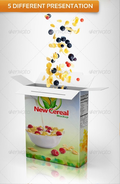 Download Cereal Box Mockup 22 Cereal Box Packaging Psd Template Box Mockup Cereal Boxes Packaging Box Packaging Templates