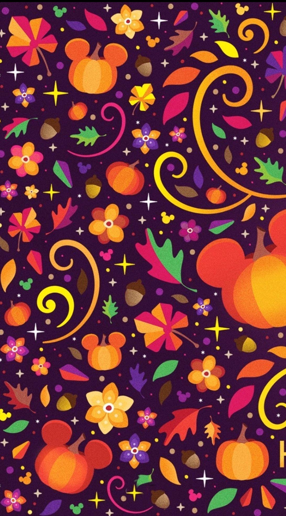 Pin By Cindy Mcnertney On Disney Love Halloween Wallpaper Iphone Thanksgiving Wallpaper Cute Fall Wallpaper